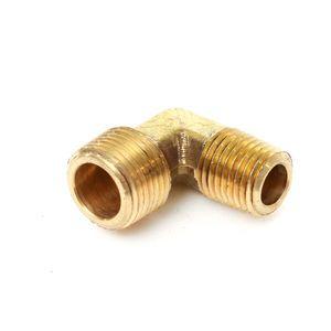 1575437 Male Brass 90 Degree Elbow