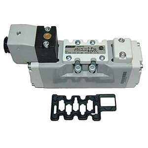 Concrete Plant 3FFT2 Electric Over Air Valve-Single Solenoid Plug In