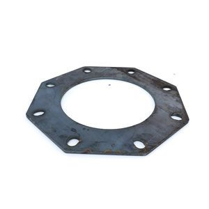 Cement Silo Flat Straight Flange for 8 inch Bray Butterfly Valve