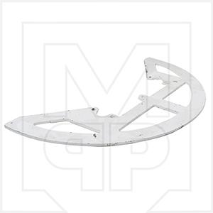 CBMW Chute Pivot Lock Clamp Plate