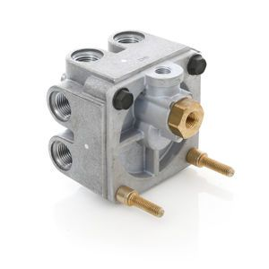 Haldex KN28055 Relay Valve with .5in Vertical Delivery Ports