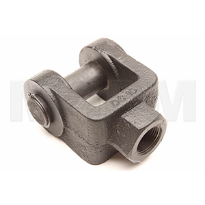 McNeilus 0115285 Plant Clevis and Pin for 5 X 11 Cylinder Aftermarket Replacement
