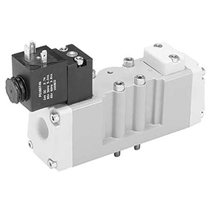 Parker H11VXBG023C Isys ISO H1 Series Single Solenoid 4-way 2-position Valve