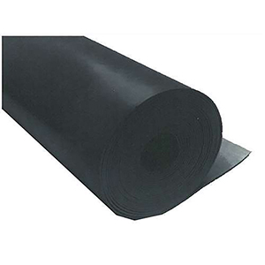 Concrete Plant Conveyor Skirtboard Rubber 1/2