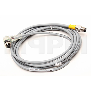 Turck WK4T-3-P7X2-RS4T Proximity Switch Connecting Cable - 3.0M Multi Plug