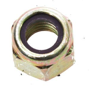 Barnes Group 34274 3/8-16 Hex Nut