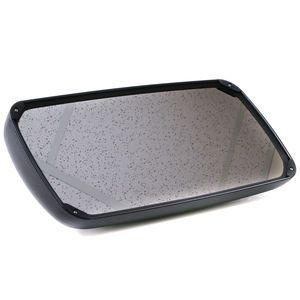 Automann 563.2100 Black Plastic Mirror
