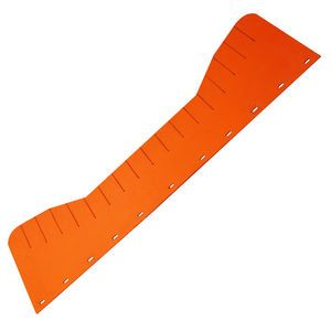 McNeilus 1140780M Red Urethane Collector Chute-Discharge Hopper Bib Aftermarket Replacement