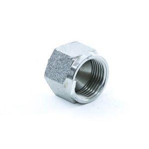 3/4 Female JIC x 1/4 Male JIC - Tube Reducer - Steel
