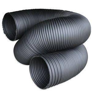 Con-E-Co 1236919 18 inch RFH Flexible Vent Hose Ducting - SOLD PER FOOT