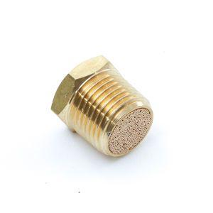 Coneco 1479722 Plant Aeration Nozzle Diffuser Bushing - 1/2 inch Male x 3/8 inch Female