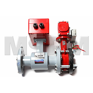 Badger Meter 259022 2in Magnetoflow Meter and Butterfly Valve Combination