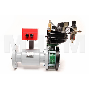 Badger Meter 259023 3in Magnetoflow Meter and Butterfly Valve Combination