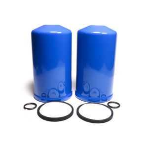 SKF 619704 4lb Desiccant Cartridge Kit with 2 Cartridges