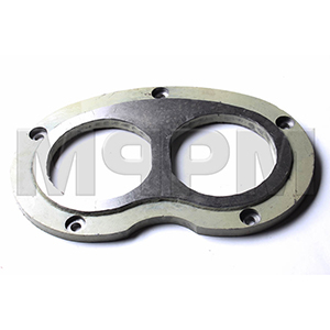 Putzmeister 430406 Wear Plate D150/160 Duro 22