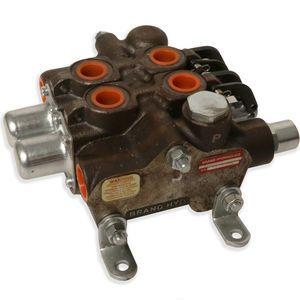 Brand Hydraulics Co 34A065317 2 Spool Hydraulic Valve