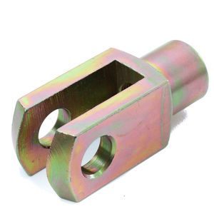 McNeilus 0107616C Air Hopper Cylinder Clevis with Pin