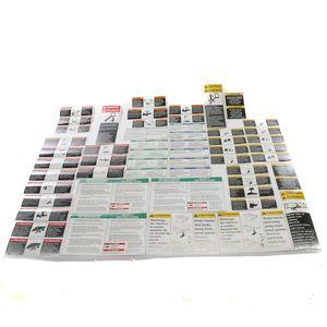 CBMW 90010200 Mixer Decal Kit