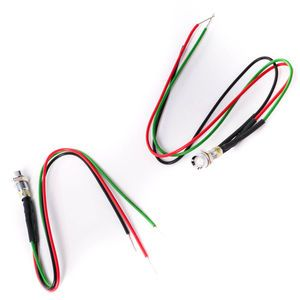 Allied Electronics 70081878 6mm 12 Volt Multi-Colored Light