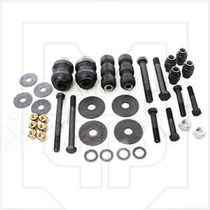 Oshkosh 1547402 Bushing and Hardware Kit for Tag Axles Aftermarket Replacement