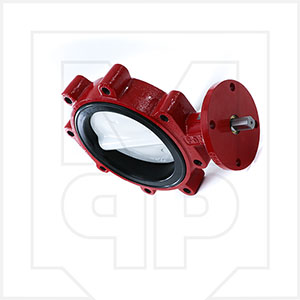 Bray 310800-11010390 8in Lug Style Plant Butterfly Valve