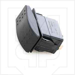 Housby H10197 Rocker Switch 3P MOM
