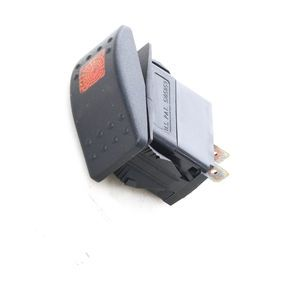 Housby H10189 Rocker Switch 2P MNTD W/ Light