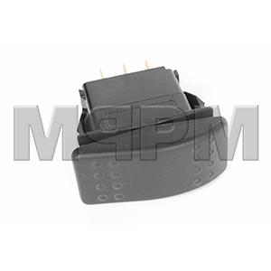 Housby H10193 Rocker Switch 3P MNTD