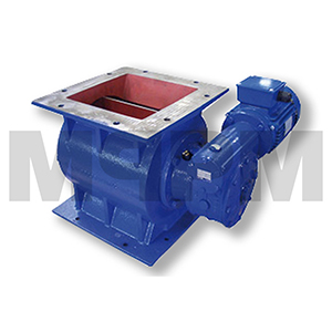 Wam RVN10.20.1-A00 Rotary Vane Feeder 10x10 with Motor and Tips