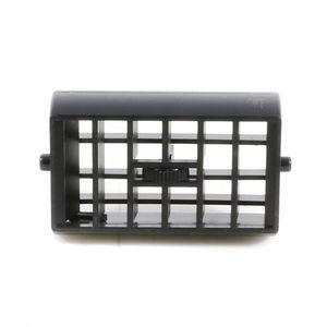 AirSource 1737 Black Rectangular Plastic Dash A/C Louver