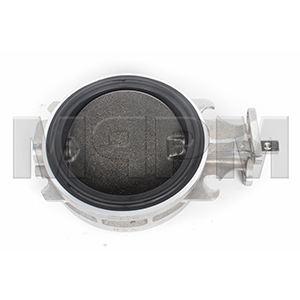BTI 6-600-530 6in Butterfly Valve Black Max