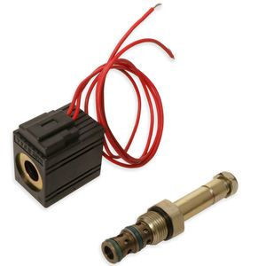 CBMW 80232512 Chute Solenoid Cartridge and Coil Assembly