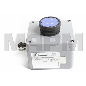 Schwing 30351358 Encl - Push-Button Housing Assembly