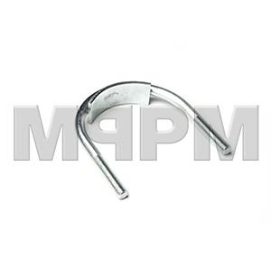 Schwing 10010238 U-Bolt - Pipeline, Dn112/125 X 191 Lg -