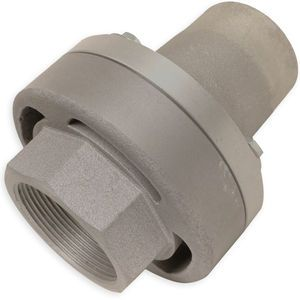 Plant PRV-DB-2T-A-12 Pressure Relief Valve - Aluminum - 2in FNPT - 12 PSI