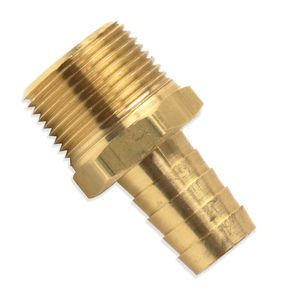 1021012 Brass Industrial Hose Fitting 5/8