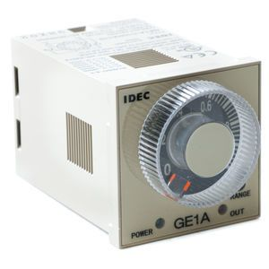 Idec GE1A-C10-HA110 Analog Timer for Dust Collectors