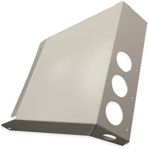 CBMW 90643302 LH Dovetail Fender Support Aluminum 3 Light Hole