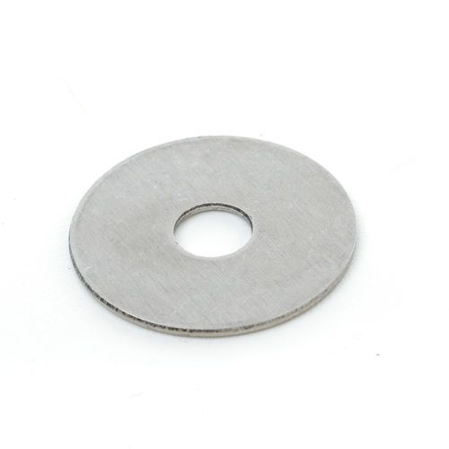 Con-Tech 705006 Flat Washer for Chute Bibs - Stainless Steel
