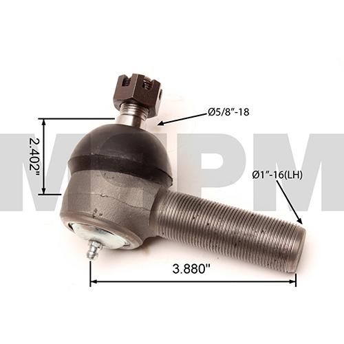 Automann 462.ES235L Tie Rod End   462ES235L