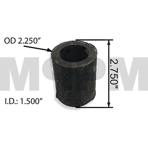 Automann M62131 Insulator Rubber Cap Trunnion