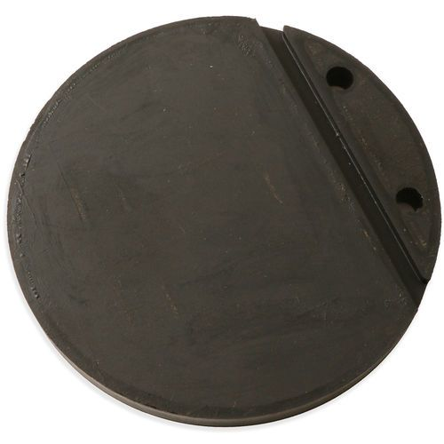 Terex 12678 Water Tank Rubber Flapper 4.25in For 27089 | 12678