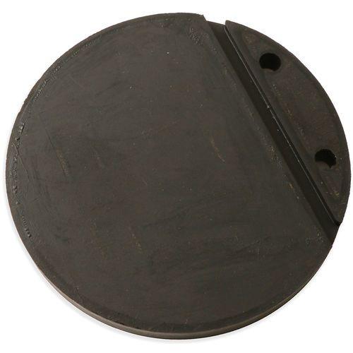 McNeilus 0000774 Water Tank Rubber Flapper - 4.25 inch Diamter