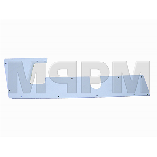 Oshkosh 3221301 Deck Plate - Aluminum Right Hand
