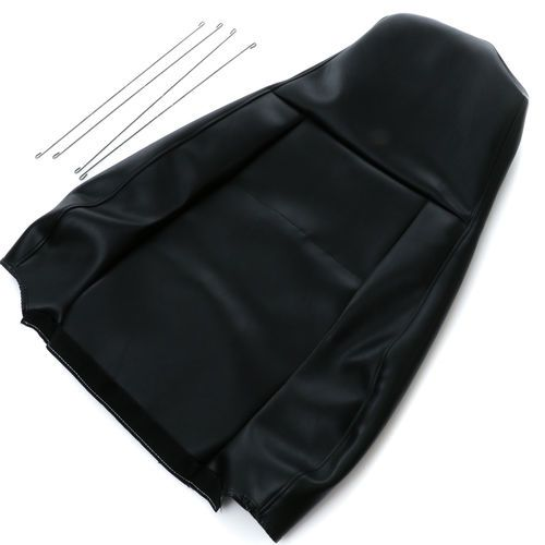 Bostrom 6235225-544 Seat Back Cover for High Back Seat - Black Vinyl
