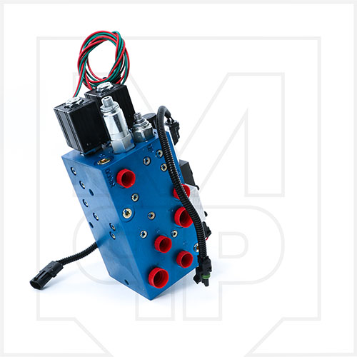 McNeilus 0108120 Combo Block Assembly - Double Acting | 108120