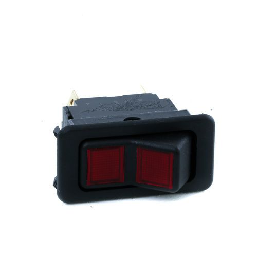 McNeilus 0110114 Rocker Switch - On Off Red Red | 110114