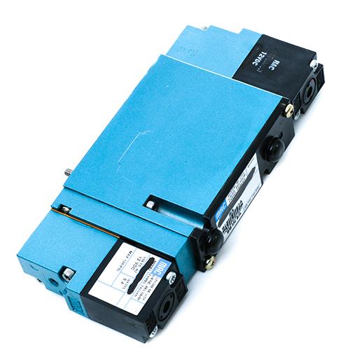 Con-Tech 760053 Air Hopper Lift Valve-Electric | 760053