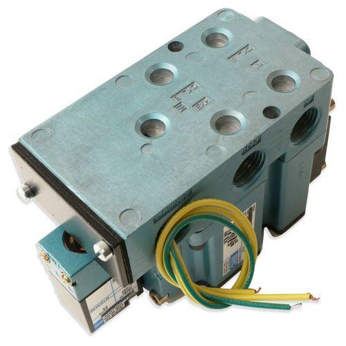 Plant Air Valve - Mac Aftermarket Replacement for Parker L6753910253 | L6753910253MAC