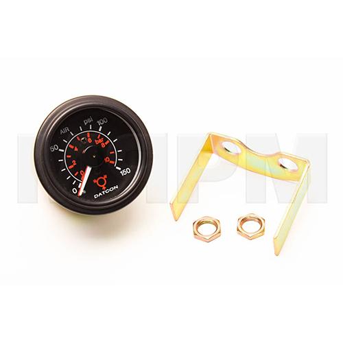 Automann 178.1004 Dual Air Pressure Gauge